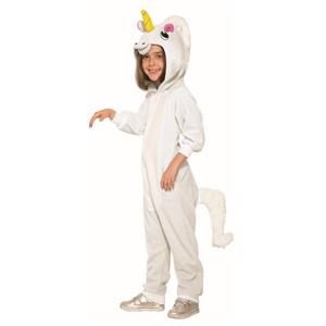Unicorn One Piece Pajamas Kids Halloween Costume Medium 8-10