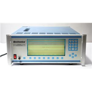 Environics Series 2020 Gas Dilution / Emission Monitoring Calibration System