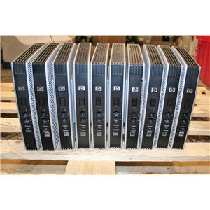 LOT 10 HP T5740 Intel Atom N280 1.6GHz 2GB 1GB HSTNC-006 VU899AA#ABA Thin Client