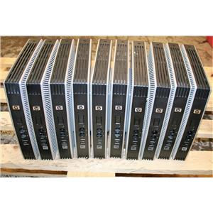 LOT 10 HP T5740e Atom N280 1.66GHz 4GB 2GB HSTNC-006 XL424#ABA Thin Client