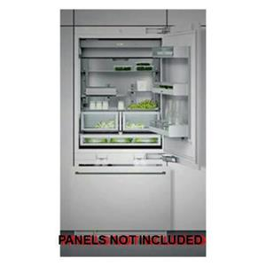 "Gaggenau 30"" Motorized Shelf Integrated Bottom-Freezer Refrigerator RB472701"