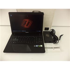 Samsung NP800G5H-XS1US Notebook Odyssey i7-7700HQ 2.8GHZ 16GB 128GB SSD+1TB HDD