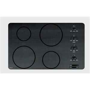 Nib Wolf 30 Inch Boost 4 Induction Elements Cooktop Ct30iu