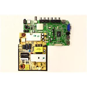 Seiki SE39FT11 Version 1 Main Board / Power Supply 33H0341/CVB39001