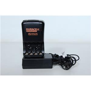 Duracell 15 Minute NiMH Battery Charger CEF15NC