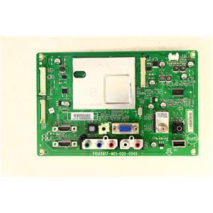 Vizio E291-A1 Main Board 756TXDCB02K004