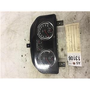 2010-2013 Dodge Ram 2500 3500 6.7L cummins gauge cluster tag as13106