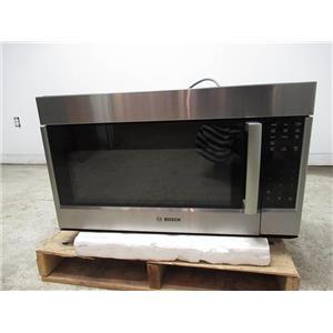 "Bosch 500 Series 30"" SS 2.1 1100 Watts Over-the-Range Microwave Oven HMV5053U"