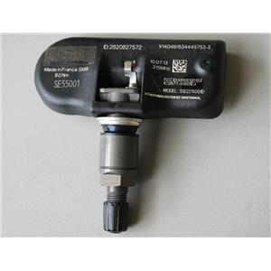 2x TWO VDO Siemens SE55001 TPMS Tire Pressure Sensor pack