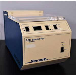 Savant DNA120 Speed Vac Concentrator DNA RNA Sample Dryer with 36 Well Rotor