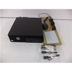 Dell DJ9FK Precision Tower 3420 SFF I5-7600 16GB 1TB W10P