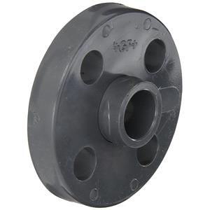 "GF Piping Systems 854-005 1/2"" Socket PVC Van-Stone Flange Sched 80"