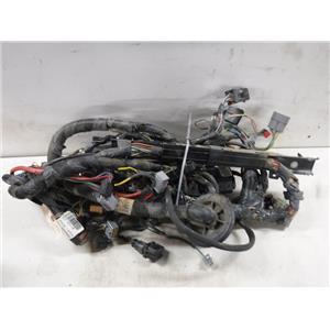 2005 - 2007 ford f350 lariat 4x4 auto dash wiring harness 5c3t14401-ns oem