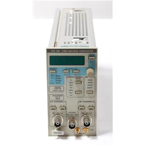 Tektronix TVC501 Time Voltage Converter Plug In