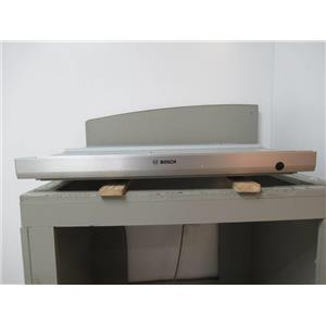 """Bosch 30"""" 3 Speed Control Stainess Steel Downdraft Ventilation System DHD3014UC"""