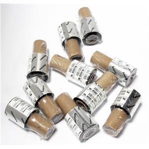 Lot of 10 Intermec 13022006 Genuine Thermax TMX3202 2.09 6000 Black Ribbon New