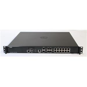 Dell SonicWALL NSA 3600 Network Security Appliance Firewall