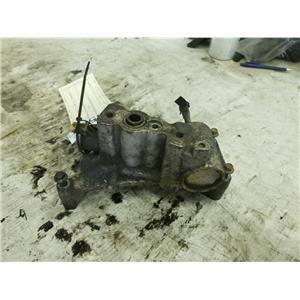 1999-2003 Ford F350, F250 7.3L powerstroke turbo pedestal tag as13542