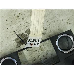 2008-2010 Ford F350 Powerstroke XLT dash bezel tag as13574