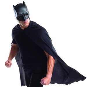 DC Comics Dawn of Justice Batman Cape and Mask Costume Kit