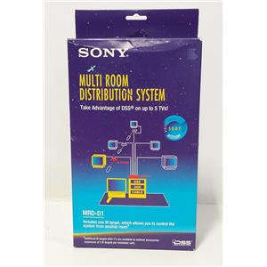 New Sony MRD-D1 Multi-Room Distribution System