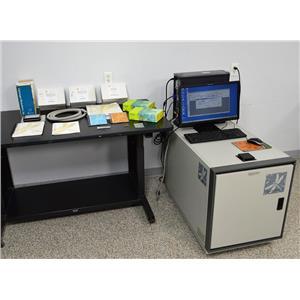 Bio-Rad Ciphergen PBS IIC ProteinChip Reader Analyzer w/ PC- Software - Assays