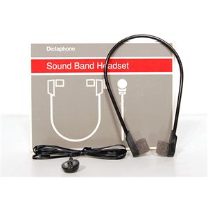 New Dictaphone 142424 Sound Band Headset