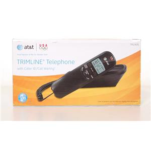 New AT&T TR1909 TrimLine Telephone with Call Waiting Caller ID