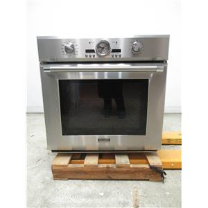 "Thermador Professional 30"" Single True Convection Electric Wall Oven POD301J (8)"