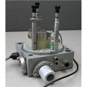 Waters Micromass Ion Spray Source Assembly from Quattro Ultima Mass Spec