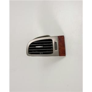 Suburban Tahoe Yukon 2007-2013 Driver Left Side Vent Walnut and Gray Trim