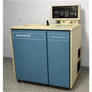 Beckman Coulter L8-60 Floor UltraCentrifuge 50000 RPMs 208V 12.1 Degrees C