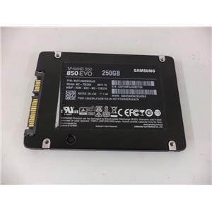 """Samsung MZ-75E250E 250GB 850EVO 2.5"""" SATA III Solid State Drive SSD"""