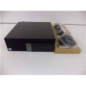 Dell D5HVN OptiPlex 5060 - SFF - Core i7-8700 3.2GHz 8GB 256GB M.2 W10P W/WARR