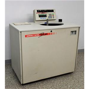 Sorvall DuPont Ultra Pro 80 Centrifuge 80K RPM Digital Refrigerated Floor Thermo