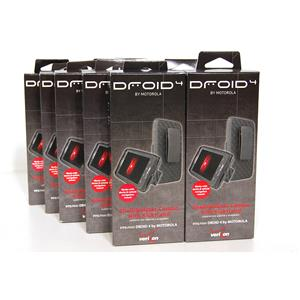 Lot of 10 New Motorola Droid 4 Shell/Holster Combo