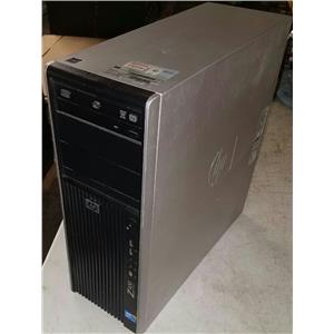 HP Z400 Workstation TWR/Xeon W3520 @ 2.66 GHz/8GB DDR3/1TB HDD/DVD-RW/No OS