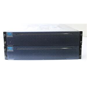 Pair of Omneon MediaDeck HD/SD Video Playout Servers