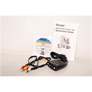 Dazzle DVC-80 Digital Video Creator