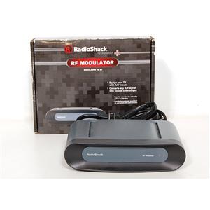 Radio Shack 15-2526 RF Modulator