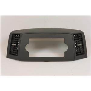 2005-2007 Jeep Grand Cherokee Radio Dash Trim Bezel with Vents