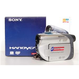 NEW Sony HandyCam DCR-DVD605E PAL EUROPEAN