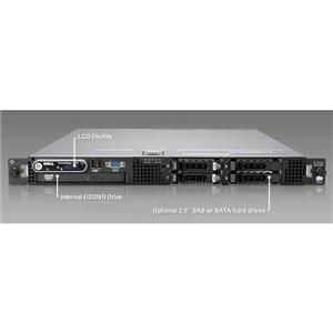 Dell PowerEdge 1950 1U Server 2×Xeon Quad-Core 3.0GHz + 48GB RAM + 4×300GB RAID