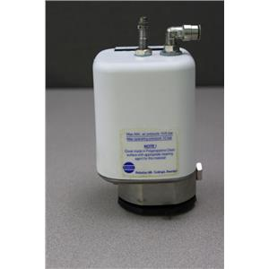 Robolux Max./Min. Air Pressure 10/6 Bar RoboValve Actuator