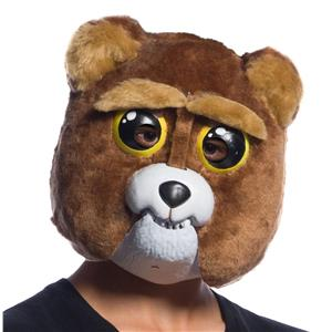 Feisty Pets Sir Growls A Lot Child Size Mask