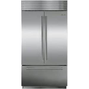 NIB Sub-Zero 42 Inch 24.7 cu. ft Built-in French Door Refrigerator BI42UFDSPH