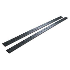 APC NetShelter VX AR8114BLK Vertical Cable Organizer Side Mount