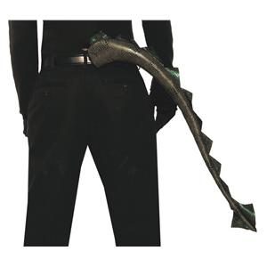 Demon Dragon Green Monster Tail Costume Accessory