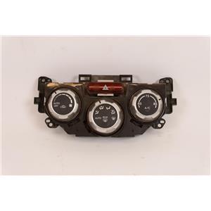 2010 Subaru Forester Auto Climate Temperature Control Unit with Hazard Switch