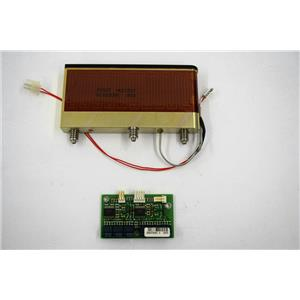 Used: Heating Element and PCB Temp INCUB EMV Board for Roche COBAS AmpliPrep